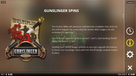 Gunslinger Spins