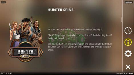 Hunter Spins