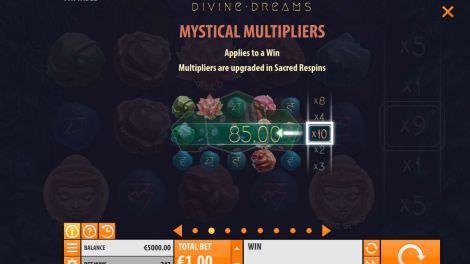 Die Mystical Multipliers