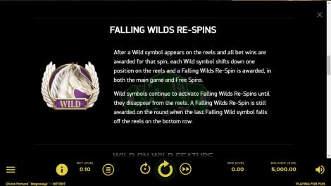Falling Wilds