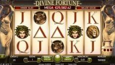 Bild zum Casino Spiel Divine Fortune