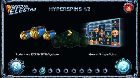 Hyperspins