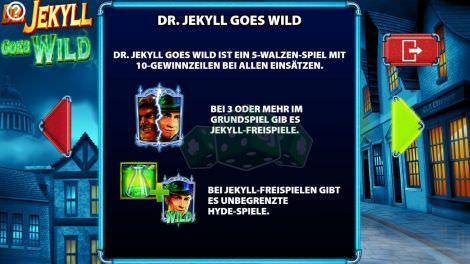 Jekyll Freispiele