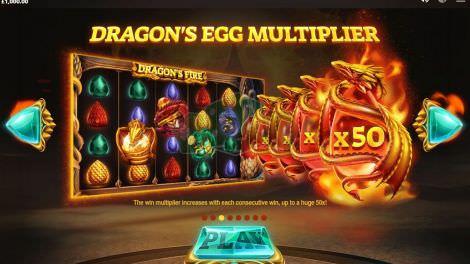 Dragons Egg Multiplier