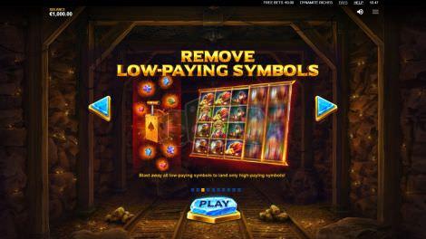 Remove Low Paying Symbols