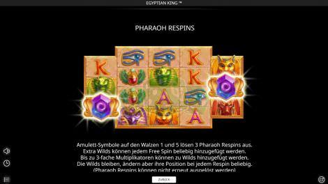 Pharaoh Respins