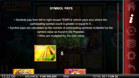 Symbol Pays
