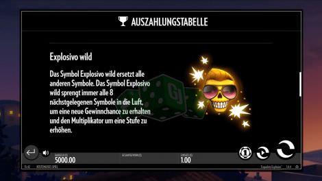 Explosivo Wild