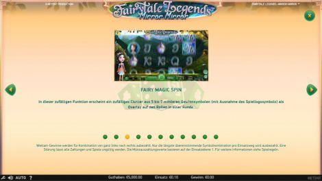 Fairy Magic Spin