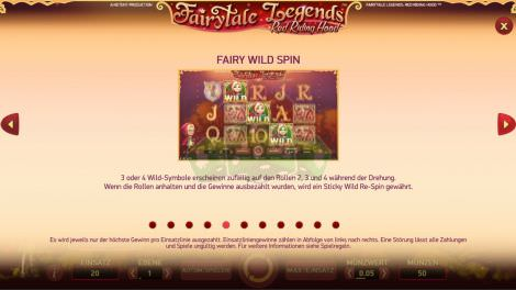 Fairy Wild Spin