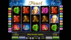 Bild zum Casino Spiel Faust
