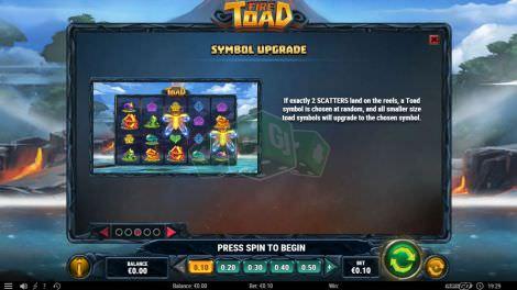 Symbol Upgrade