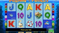 Bild zum Casino Spiel Fishin Frenzy