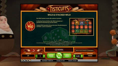 Wild & Stacked Wild