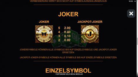 Joker Symbole