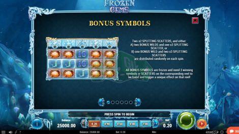 Bonus Symbols