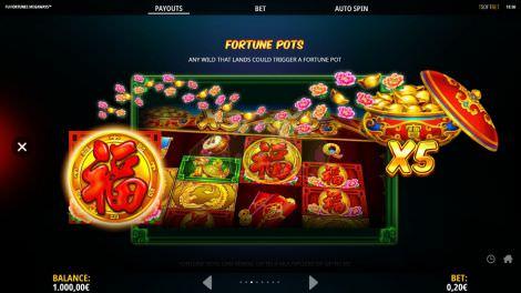 Fortune Pots