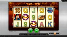Bild zum Casino Spiel Gold of Persia