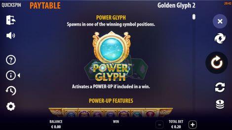Power Glyph