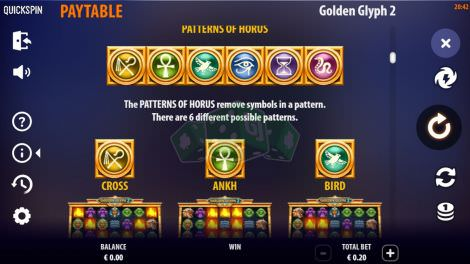 Patterns of Horus