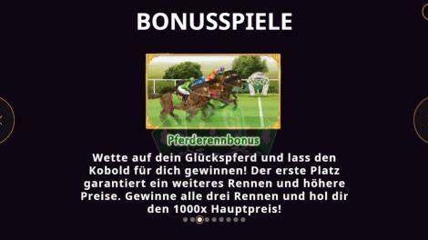 Pferderennbonus