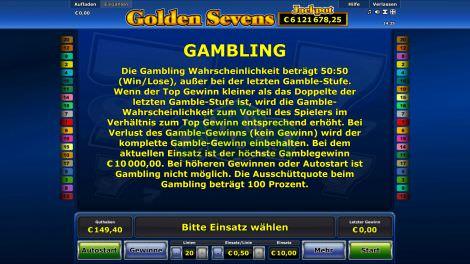 Gamblingfunktionen