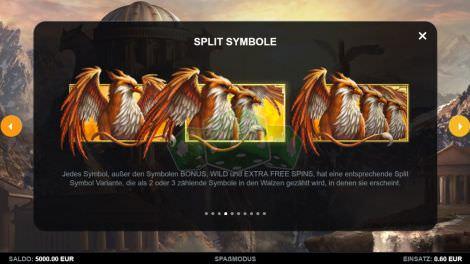 Split Symbole
