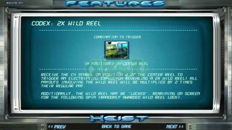 2X Wild Reel