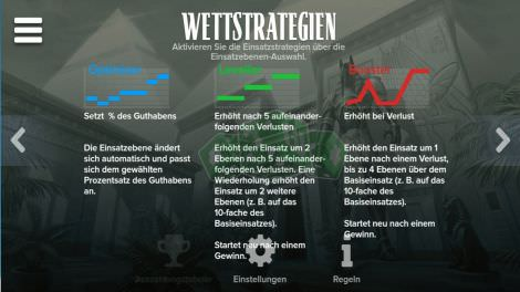 Wettstrategien
