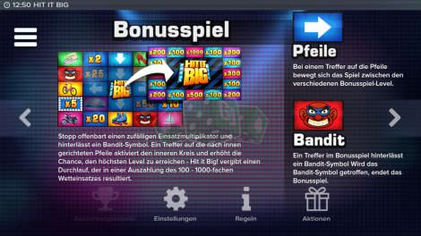 Bonusspiel