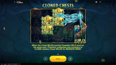 Cloned Chests
