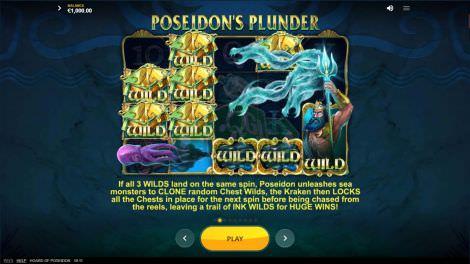 Poseidons Plunder
