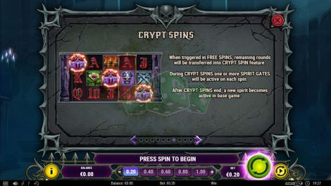 Crypt Spins