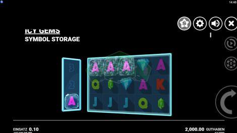 Symbol Storage