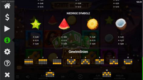 Spiele Ignite The Night - Video Slots Online