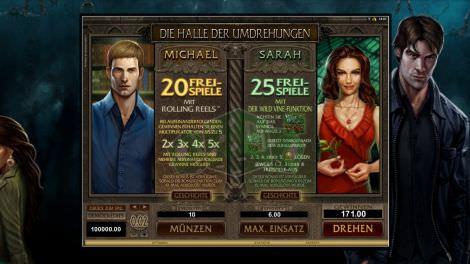 Michael und Sarah Freispiele