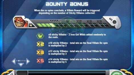 Bounty Bonus