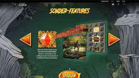Sonder Features