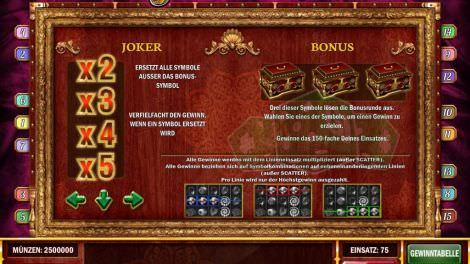 Joker & Bonus