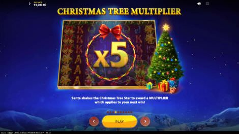 Christmas Tree Multiplier
