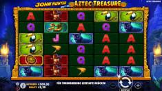 John Hunter And The Aztec Treasure Vorschaubild