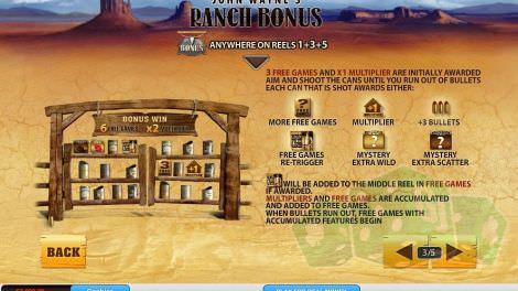 Ranch Bonus