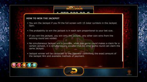 Jackpot Funktion