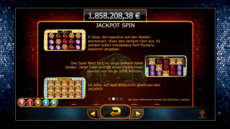 Jackpot Spin