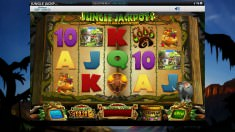 Bild zum Casino Spiel Jungle Jackpots