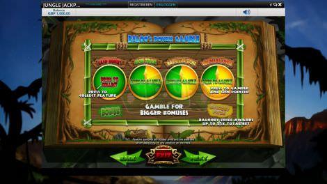 Baloos Bonus Gamble