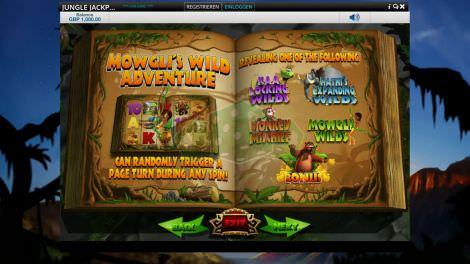 Mowglis Wild Adventure