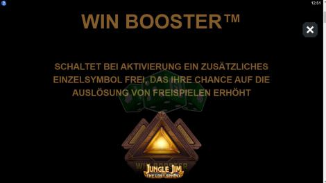 Win Booster