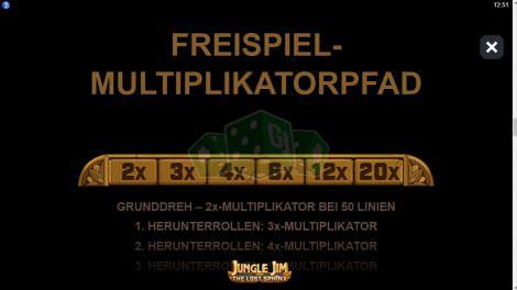 Freispiel Multiplikator