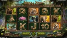 Bild zum Casino Spiel Jungle Spirit